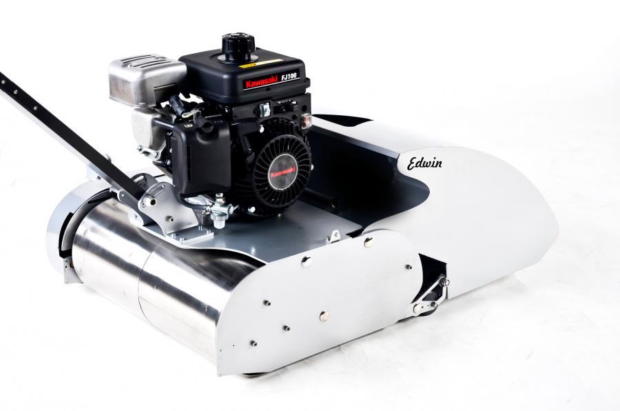 Edwin Special cylinder mowers | SmartRain - Ваш надійний